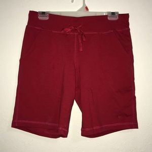 Knee Length Athletic Shorts